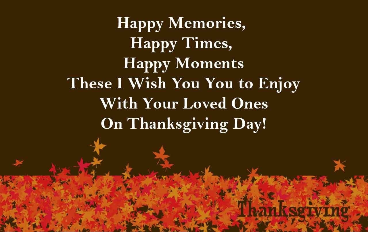 Aesome Happy Thanksgiving Images for Whatsapp