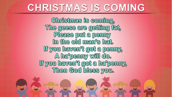 Christmas Poems in English – Rhymes to Dedicate to your Loved Ones.