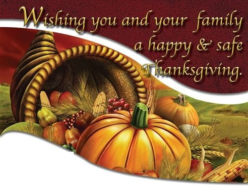 Happy Thanksgiving Images for Whatsapp 2017