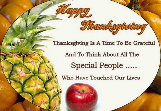 Latest Happy Thanksgiving Images for Whatsapp