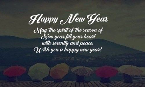 Happy New Year WhatsApp DP Pictures with Text