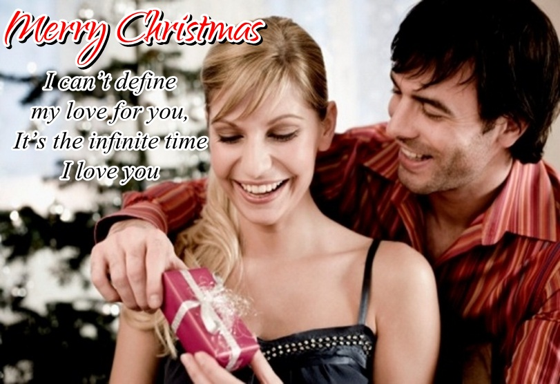 Merry Christmas Wishes Messages for Boyfriend