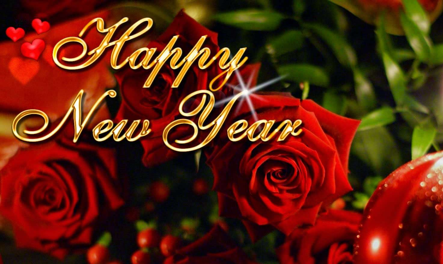 Romantic New Year Wishes Messages Status Quotes Lines Text 2018