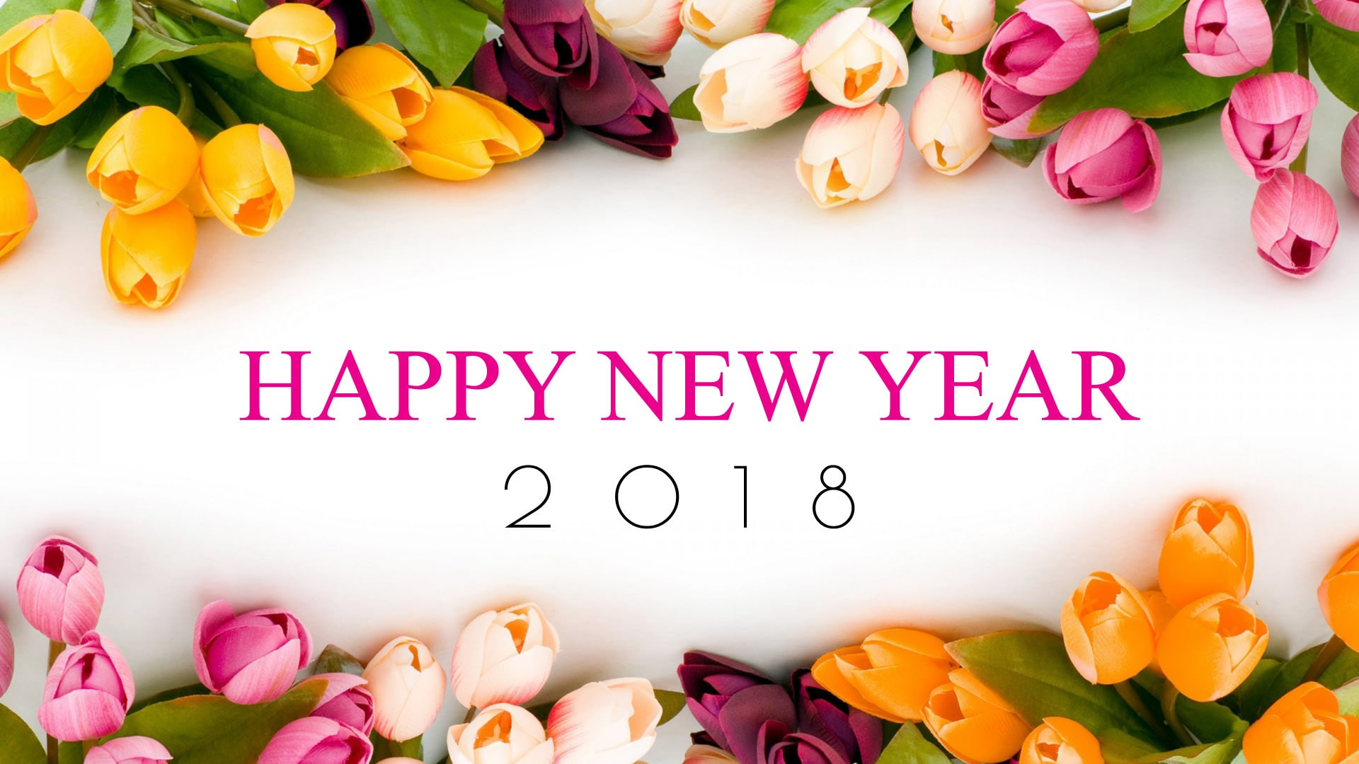Happy New Year HD Wallpapers for 2018
