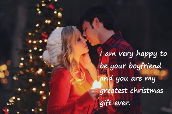 Merry Christmas Wishes Messages for Boyfriend   Quotes   Whatsapp