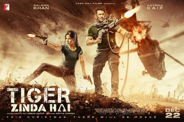 Salman Khan's 2017 Tiger Zinda Hai Bollywood Movie Public Critics Review