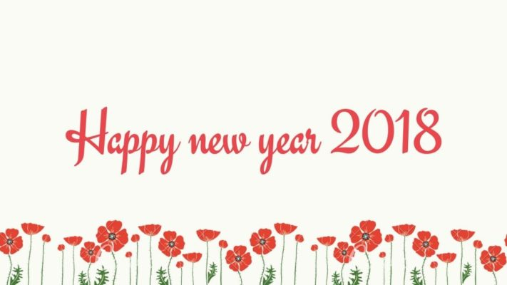 Happy New Year Facebook Status Updates For 2018 | Funny | Cool | Wishes