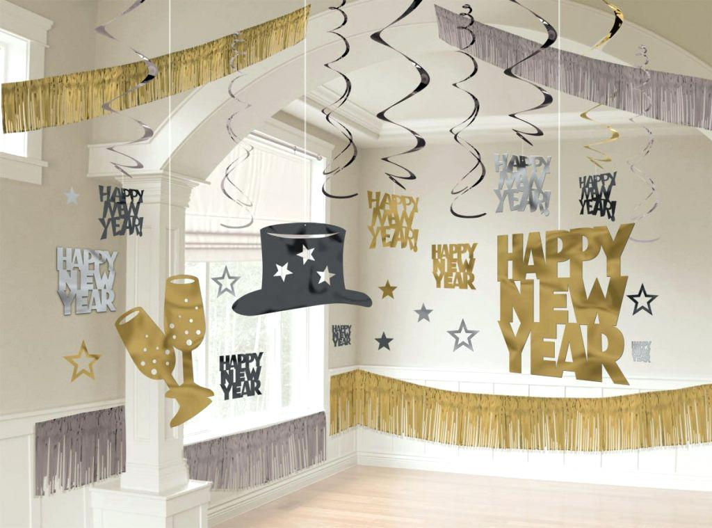 Happy New Year Room Decoration Images Wallpaper Ideas 2018|Beautiful