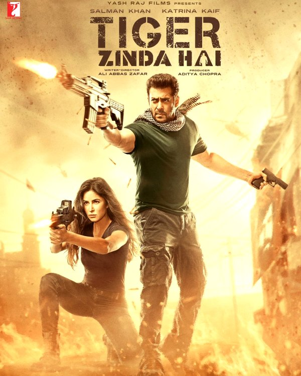Third Day Sunday Box Office Collection Business of Tiger Zinda Hai