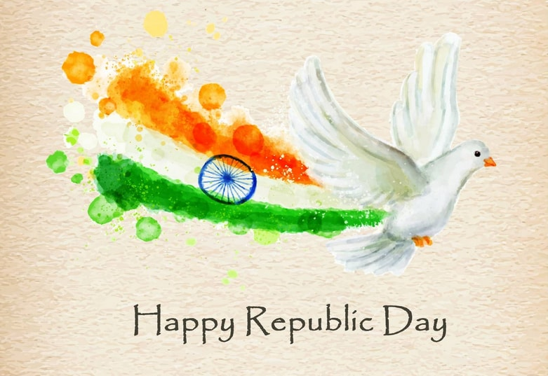 Happy Republic Day WhatsApp Messages 2018