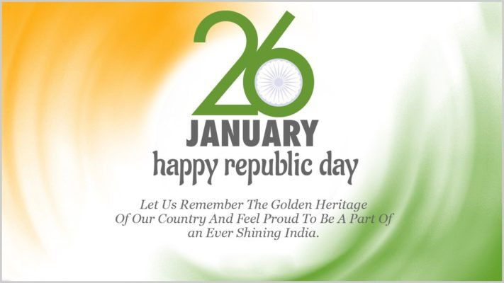 Republic day Wishes in Hindi for Whatsapp 2018 | Messages | Hindi Font