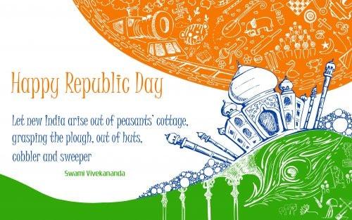 Happy Republic Day WhatsApp Status for 2018