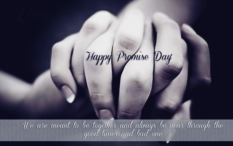 Happy Promise Day Wishes for Girlfriend for 2018