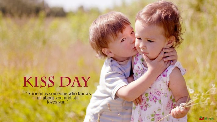 Happy Kiss Day Lines for Girlfriend for 2018 | Special Quotes | Two Lines