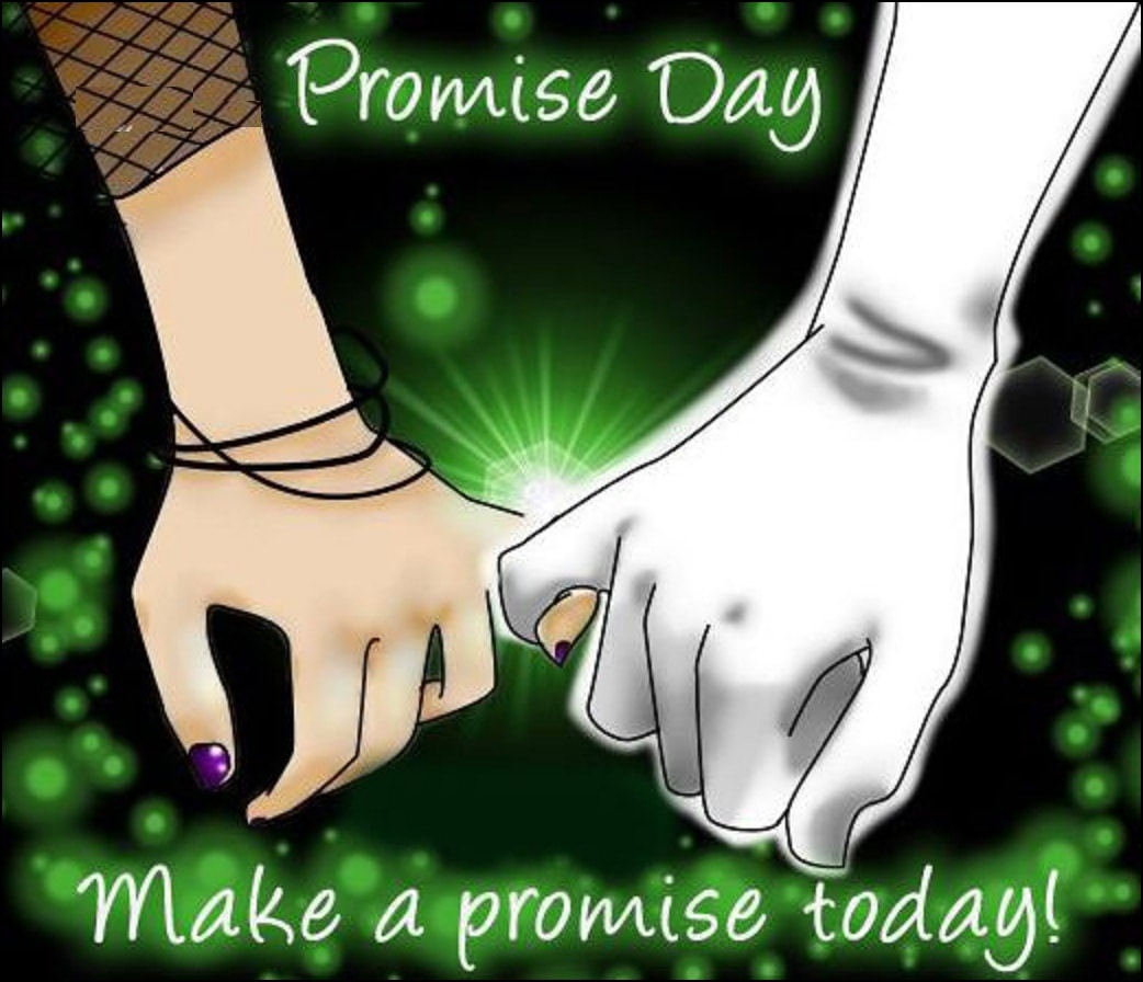 Promises to make on Promise Day in 2018