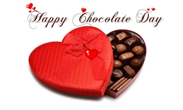 Happy Chocolate Day Wishes for Girlfriend for 2018 | SMS | Wishes | Quotes