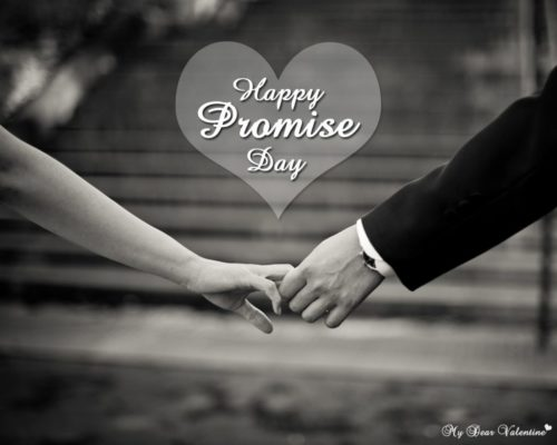 Happy Promise Day SMS for Girlfriend for 2018 | Wishes | Quotes | Messages
