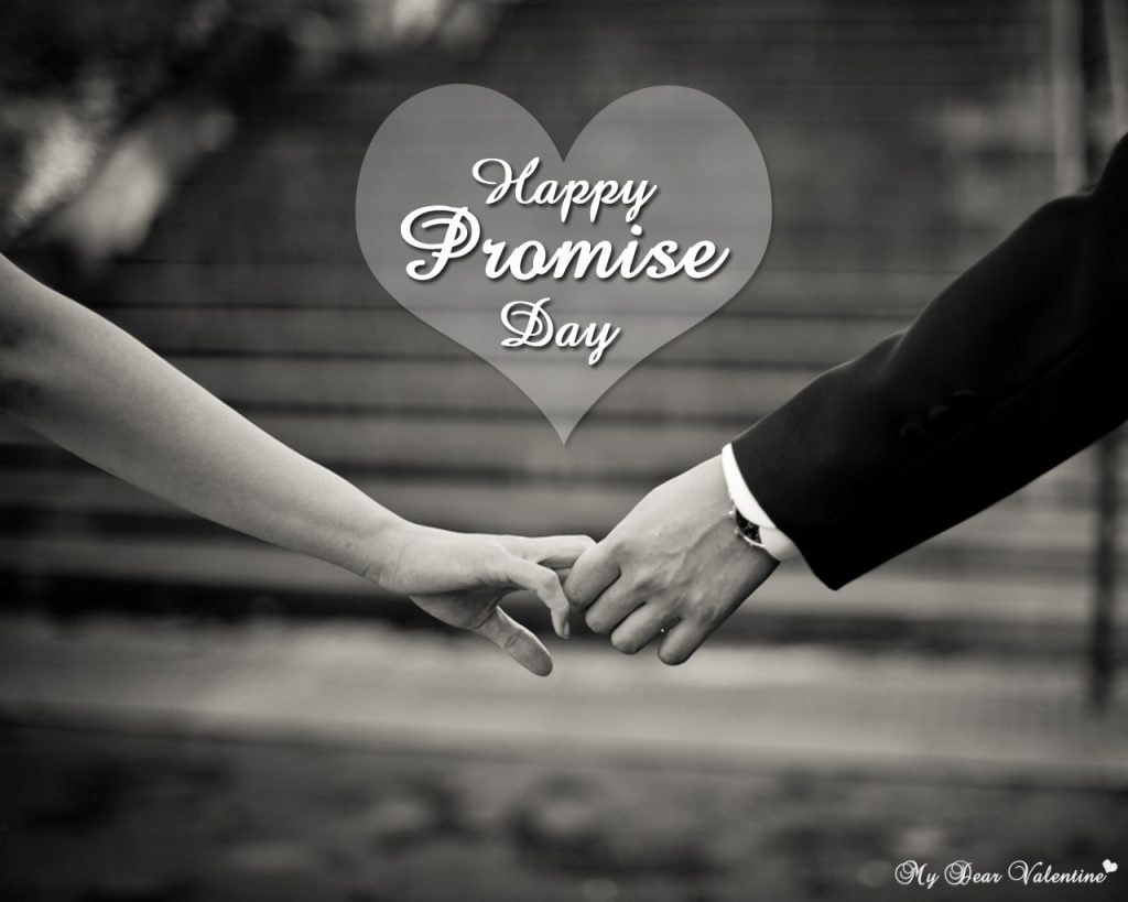 Happy Promise Day Images for Girlfriend 2018