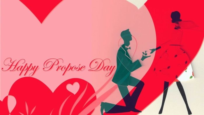 Happy Propose Day Wishes Sms Messages Quotes for Girlfriend Crush Ex-GF Wife for 2018