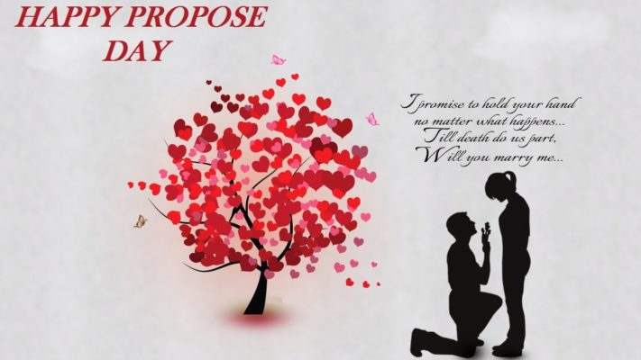 Propose Day Whatsapp status for 2018 for Boyfriend | Girlfriend | Wife | Husband