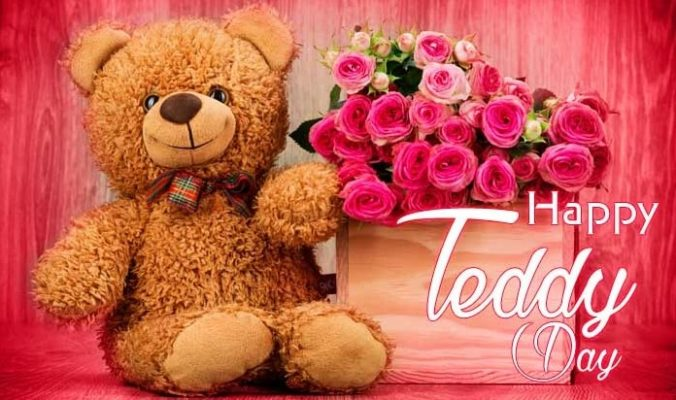 Teddy Day Whatsapp Status for Girlfriend for 2018 | Short | Special | Romantic