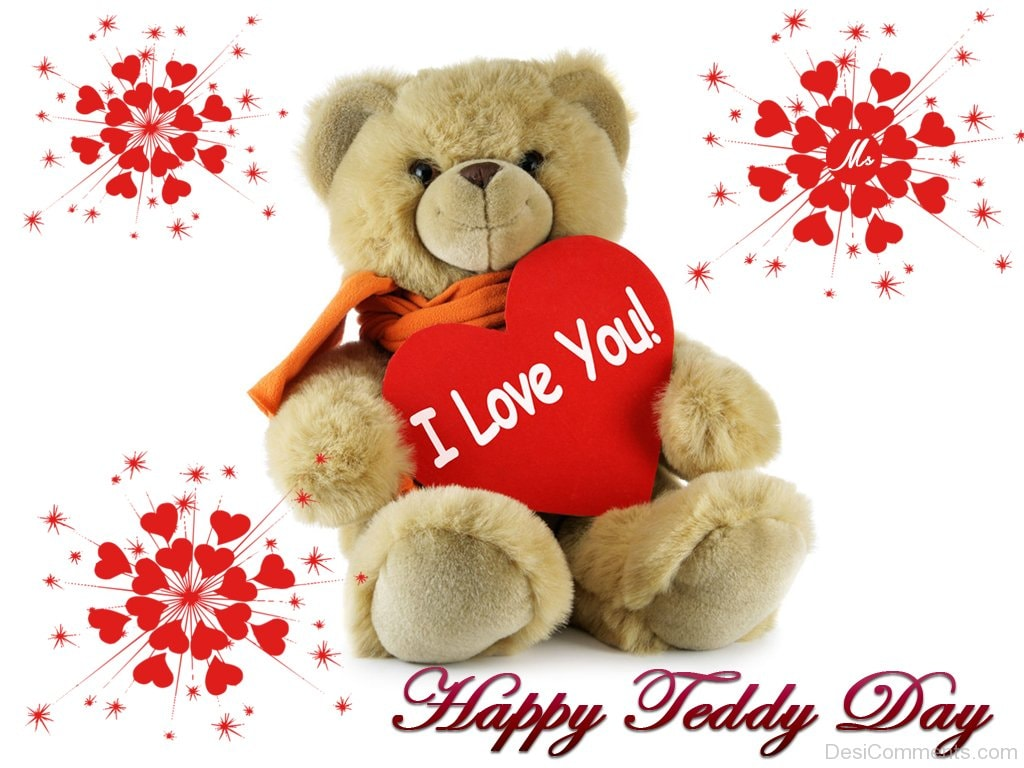 Happy Teddy day Poems for Girlfriend for 2018
