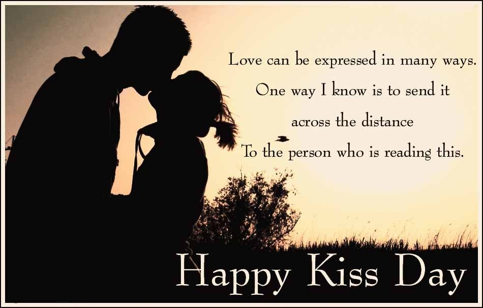 Happy Kiss Day Images for Girlfriend for 2018