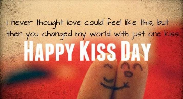 Kiss Day Poem for Girlfriend & Boyfriend for 2018 | Love Poems | Short Poems