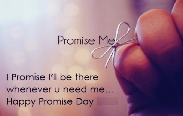 Happy Promise Day Quotes for Boyfriend for 2018