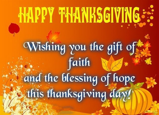 Happy Thanksgiving Images for Whatsapp and email
