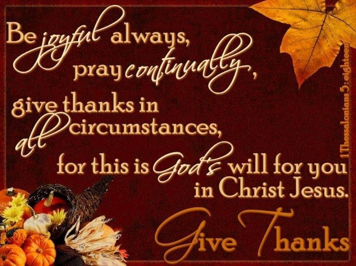 Best Thanksgiving Images for Whatsapp