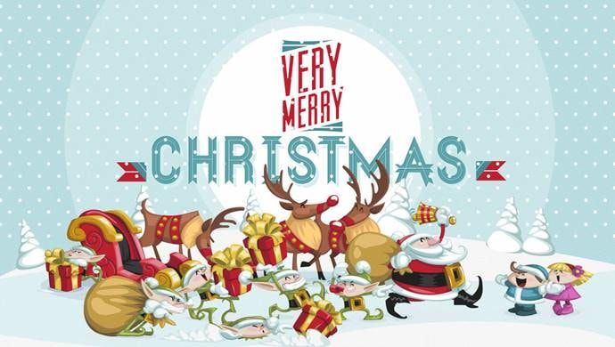 Merry Christmas Images for Whatsapp 2017