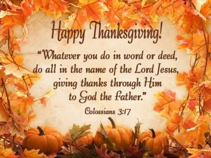Thanksgiving Images for Whatsapp
