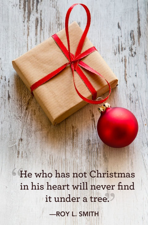 inspirational quotes about christmas and family