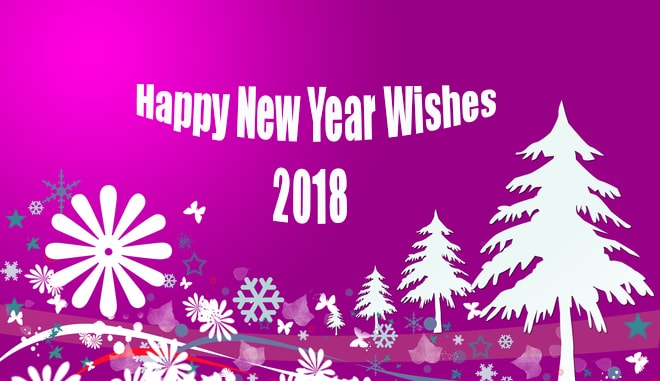 Happy New Year 2018 Pictures, Wishes and Images