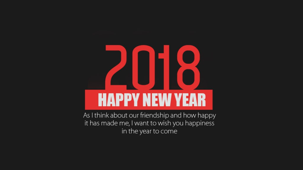 happy new year quotes in English for friends