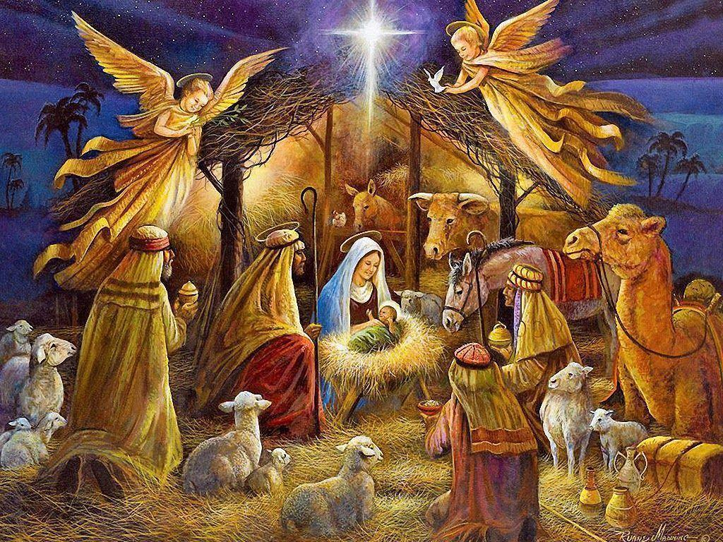 baby Jesus christmas images