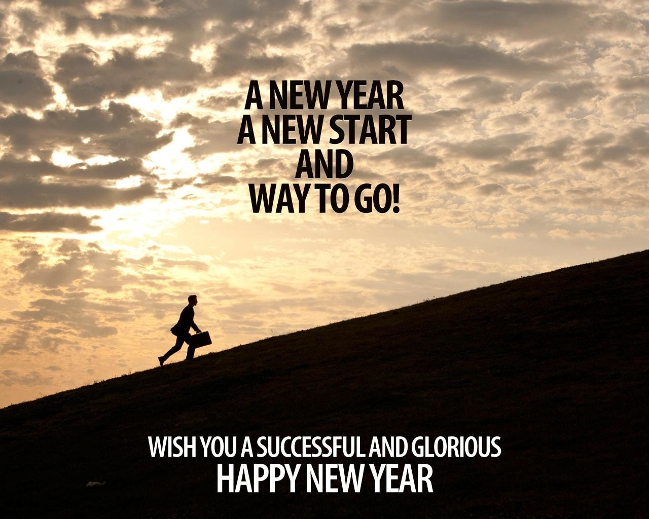 happy new year inspirational wishes quotes