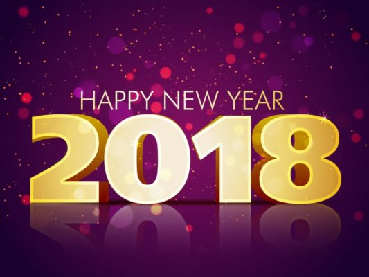 Advance Happy New Year HD Wallpaper for 2018 | Images | Quotes