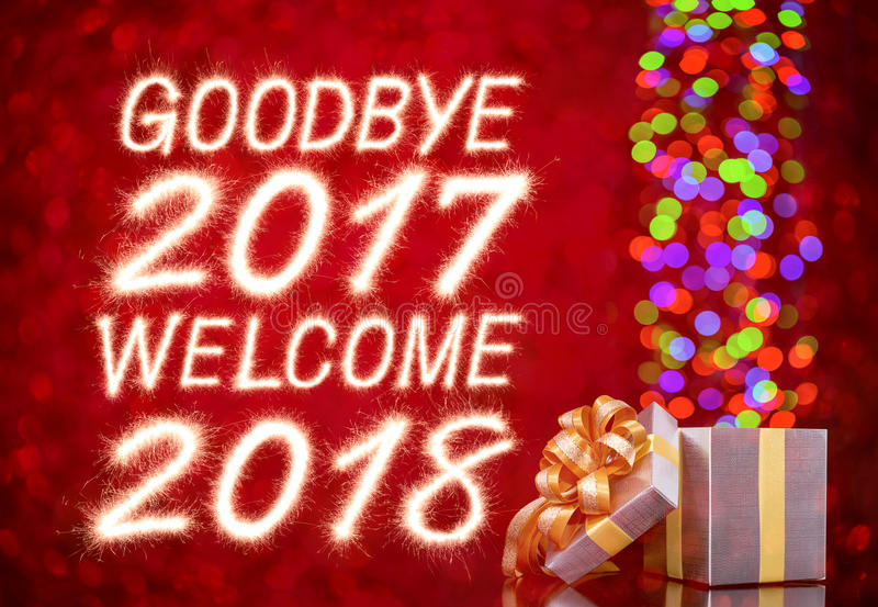 Good Bye 2017 Welcome 2018 Quotes Wishes Messages Lines Text Sayings