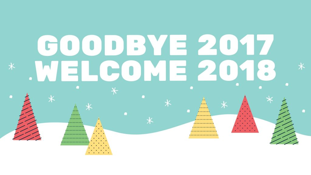 Good Bye 2017 Welcome 2018 Wishes for Girlfriend|Wife|Boyfriend|Husband