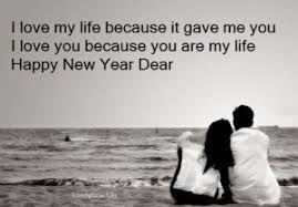 Happy New Year Wishes Status Quotes Messages for Newly Married Couple 2018