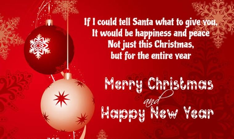 Merry Christmas Wishes for Friends on Facebook
