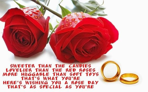 Happy Rose Day Quotes for Boyfriend and Husband for 2018 | Romantic | Funny