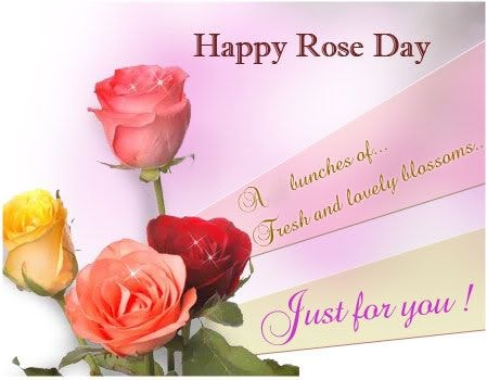 Happy Rose Day Quotes for Boyfriend and Husband for 2018