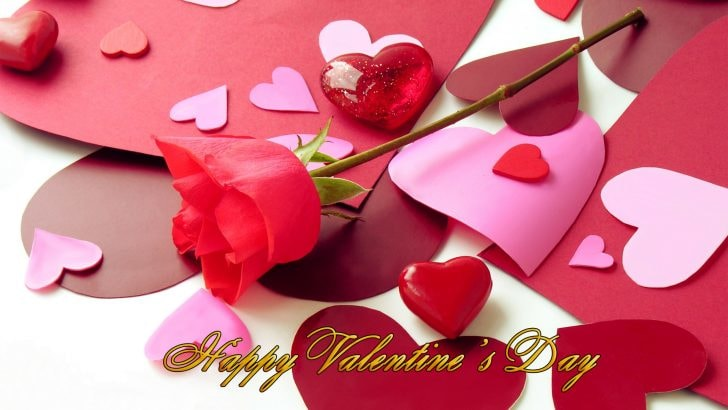 Happy Valentine's Day Wishes for Lover 2018