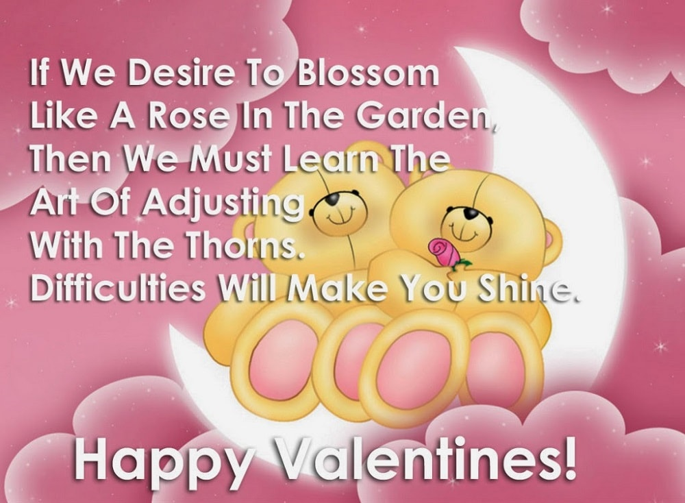 Happy Valentine's Day Wishes Images for Boyfriend 2018