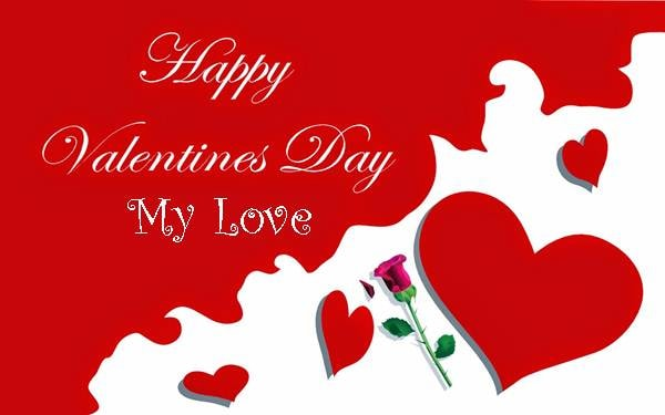 Happy Valentine's Day Wishes for Husband Quotes 2018 | SMS | Messages