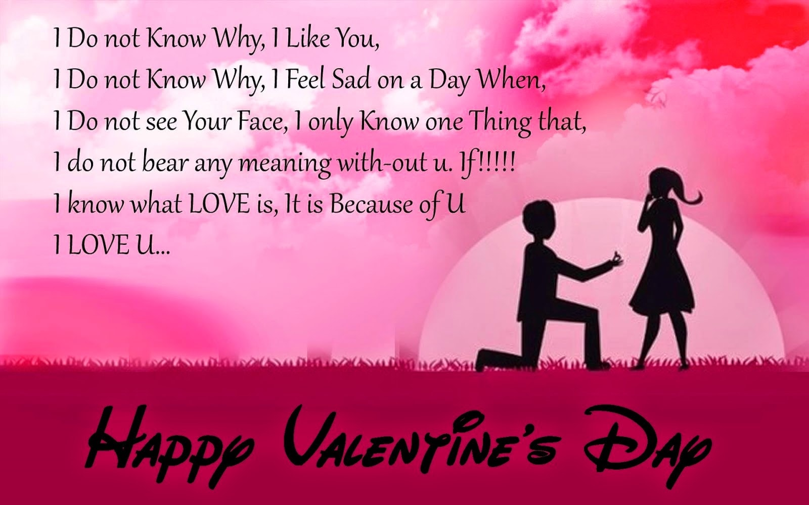 Valentine's Day Wishes for Wife in Tamil in 2018