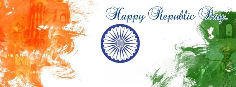 Happy Republic Day Facebook Cover Photo | Images | HD | Pictures